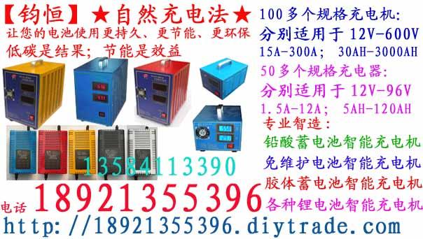 动力牵引蓄电池智能充电机★铅酸蓄电池智能充电器★