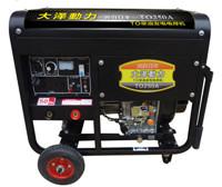 大泽TO250A柴油发电电焊机组