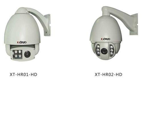 红外高清网络高速球XT-HRO1-HD系列