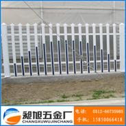 昶旭苏州厂家直销PVC塑钢护栏厂房围栏小区栏杆001