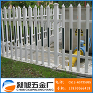 昶旭苏州厂家直销PVC塑钢护栏别墅围栏庭院栏杆004