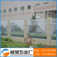 昶旭苏州厂家直销PVC塑钢护栏小区围栏花园栅栏005