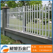 昶旭苏州厂家直销PVC塑钢护栏庭院围栏别墅护栏006