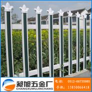 昶旭苏州厂家直销PVC塑钢护栏厂房栏杆花园别墅栅栏007