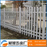 昶旭苏州厂家直销PVC塑钢护栏别墅围栏庭院栏杆花园栅栏008