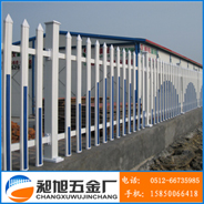 昶旭苏州厂家直销PVC塑钢护栏小区围栏厂房栏杆009