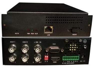 高清数字网络视频多功能解码器 解码器8000