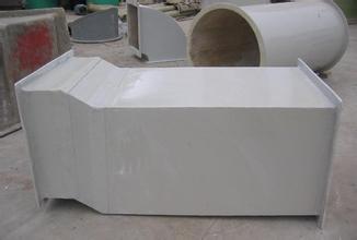 营口nly-80通风管道防腐质量轻便于安装玻璃钢管道