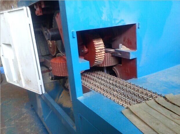 广东圆木多片锯机比传统带锯高五到八倍效率