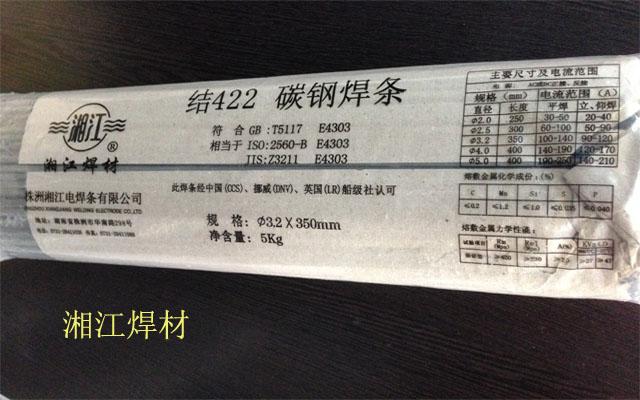 株洲湘江焊条厂湘江焊丝厂的形象照片