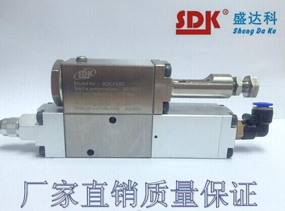 SDK-FA5C控制阀 油脂定量阀 回吸定量阀