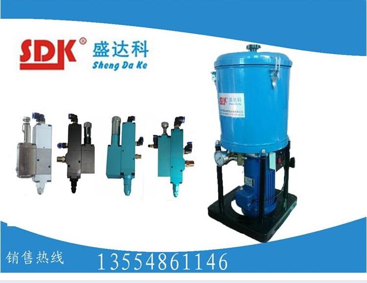 厂家直销SDK-108B定量电动黄油机 电脑控制定量电动黄油机