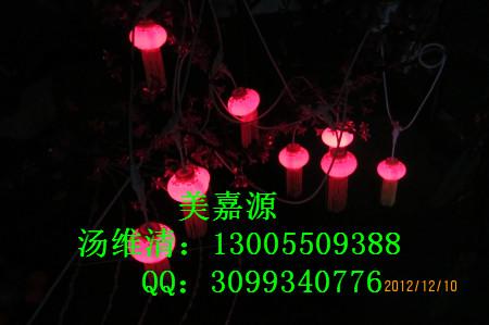 供应厂家直销节日喜庆led中国结 福字led中国结 发光led中