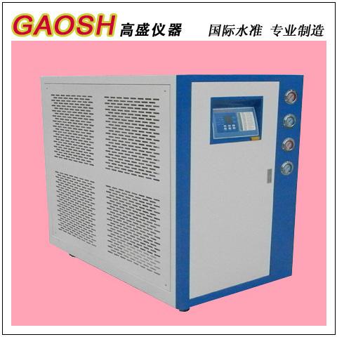 水冷冷水机吹塑专用10HP