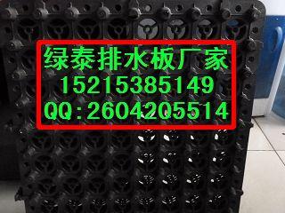 {绍兴}园林绿化排水板¥停车场植草格