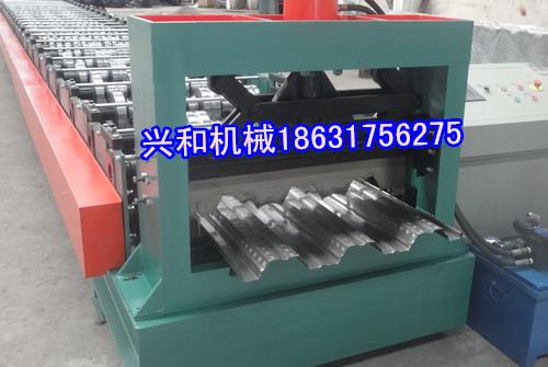 彩钢板生产设备850水波纹压瓦机彩钢机械生产厂家