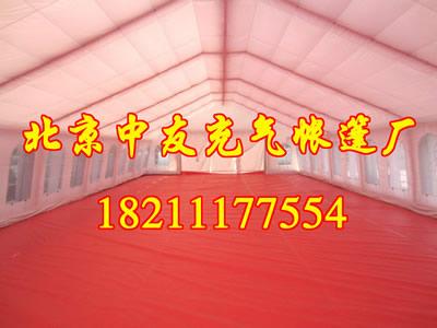 山西忻州临汾户外婚庆充气帐篷 充气流动餐厅气棚
