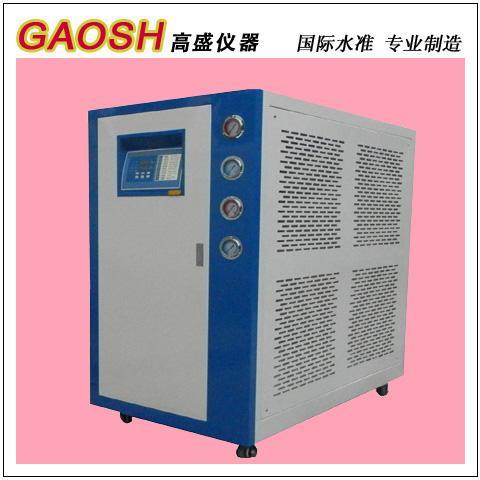 塑料冷水机高盛水冷式塑料行业冷水机