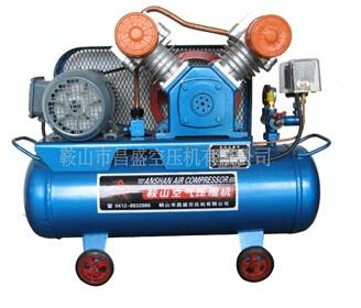 静音无油空气压缩机