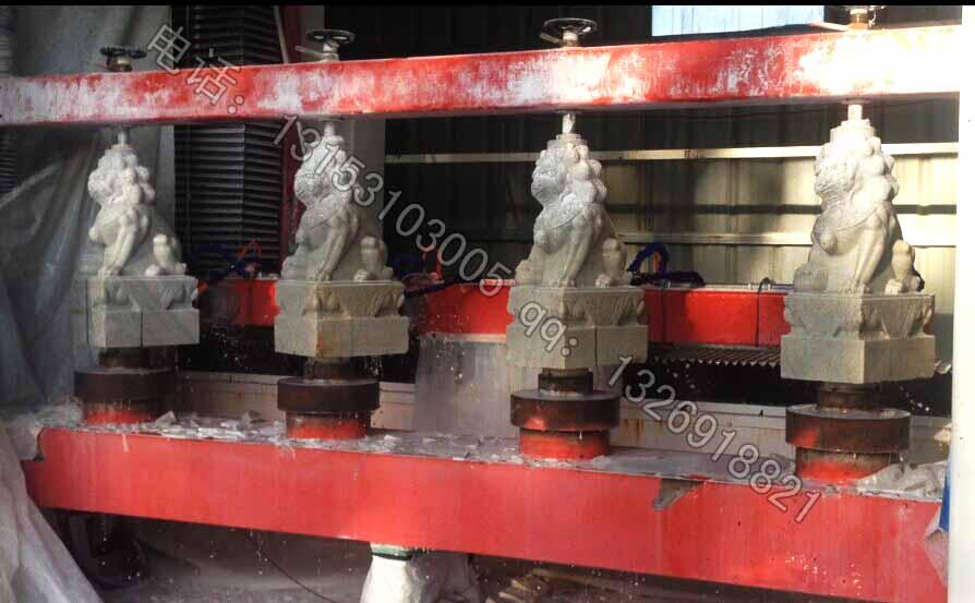 金属不锈钢圆柱雕刻机 金属模具雕刻机