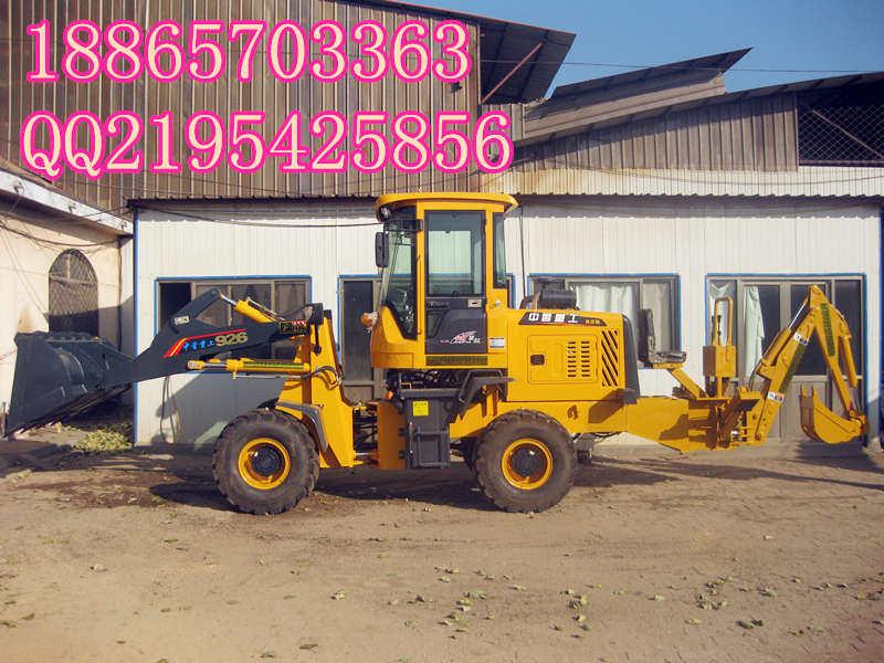 中首重工小型挖掘装载两头忙铲车928两头忙装载机厂家