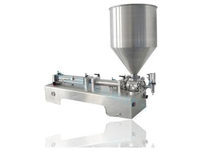 济南迅捷膏体灌装机|全自动黄油膏体灌装机