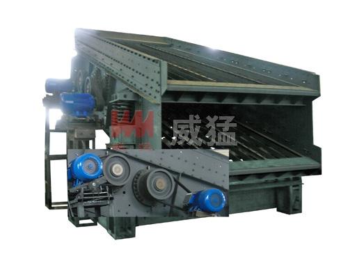 砂石骨料专用筛设备砂石骨料生产线配型推荐