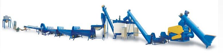 中美通达环保造粒机、环保颗粒机、编织袋造粒机