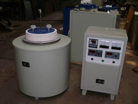 JRX-45-9铝合金熔化炉