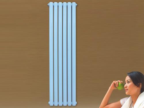 天津钢制暖气片厂家  60x30方片头散热器