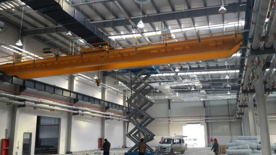 起重机厂家优质供应欧式双梁桥式起重机