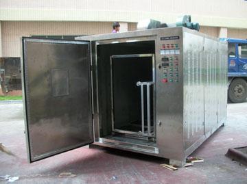 微波虾条膨化机