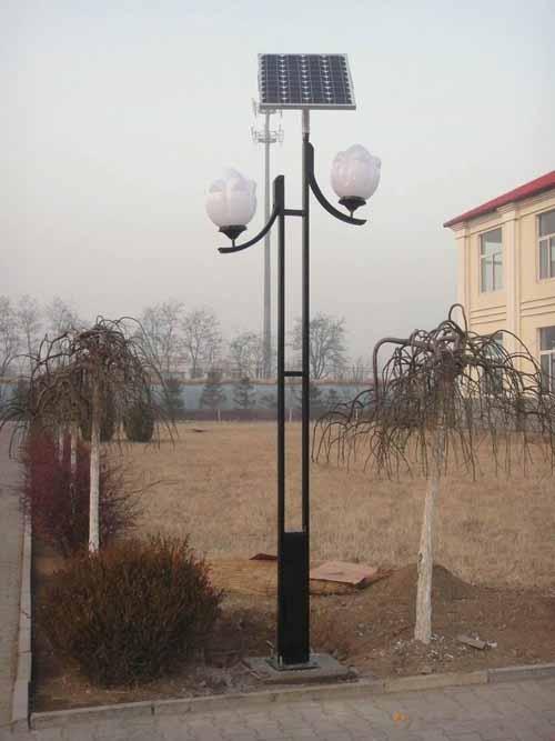 新农村建设的首选太阳能庭院灯ST-40/销售/厂家