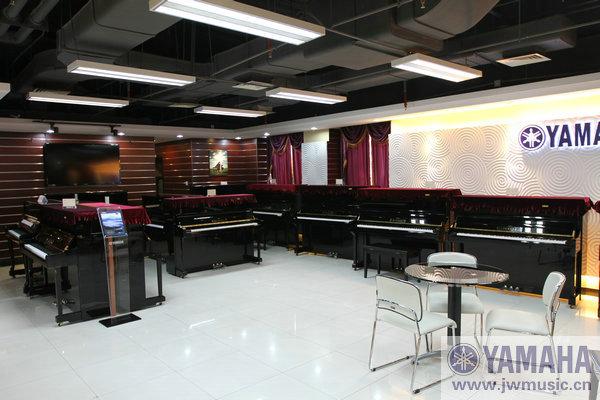 雅马哈钢琴专卖店(广州旗舰店)