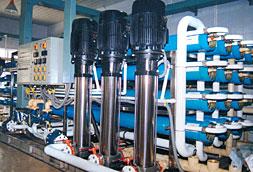 优质专业的水处理设备配件