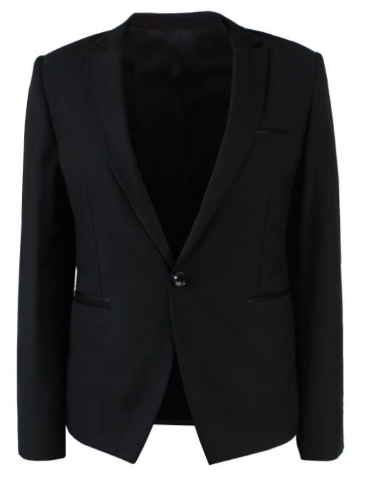 西男装小西装韩版休闲修身时尚潮流西服外套