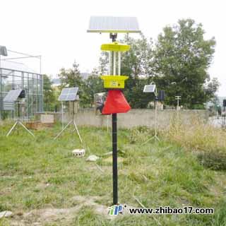 太阳能多用体杀虫灯TPSC3-1诱杀效果