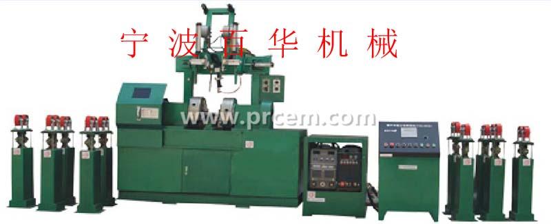管道自动焊机 BHZG-3/4直管对接自动焊机 管道切断坡口机