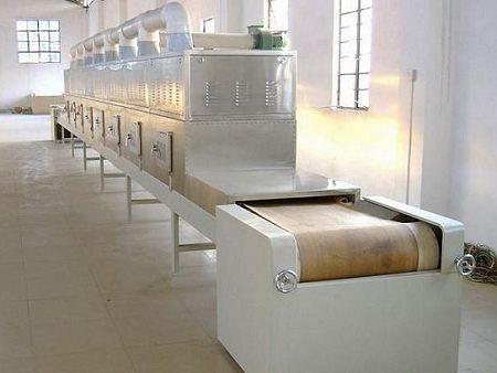 小型隧道式猪皮膨化设备