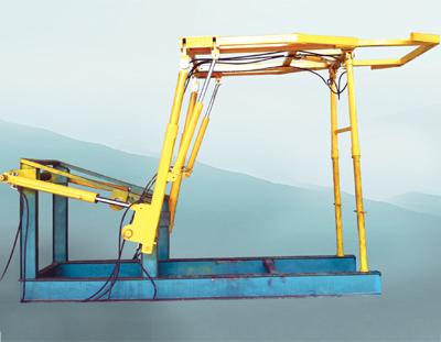 专业生产机载临时支护 机载临时支护装置