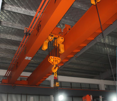 桥式起重机可靠的生产工艺/桥式起重机严格的质量保证