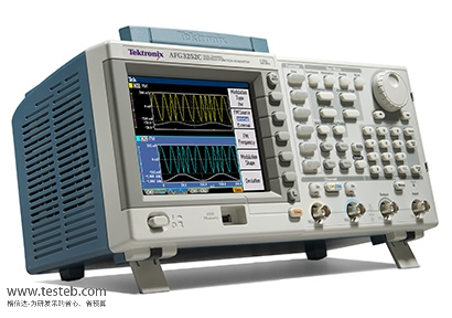 Tektronix AFG3102C 100MHz函数信号发生器