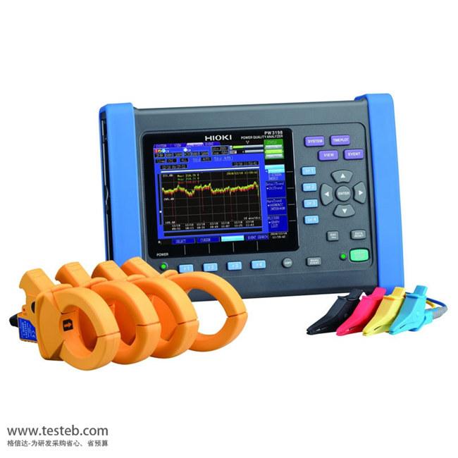 日置HIOKI PW3198电能质量分析仪