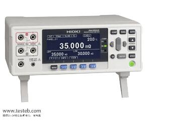 日置HIOKI 3540数字微欧计停产RM3544微电阻计替代