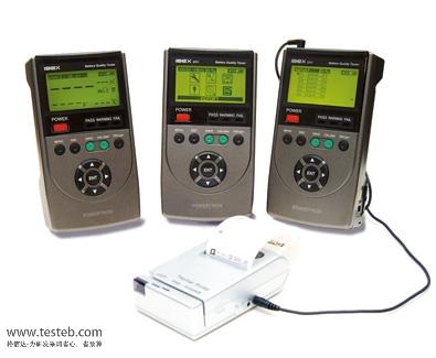 Powertron IBEX-1000蓄电池内阻测试仪