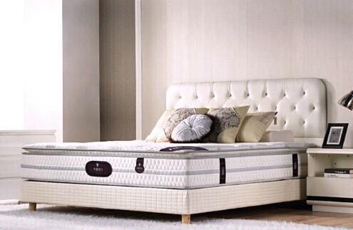 依丽莎白3D太空棉席梦思棉弹簧床垫