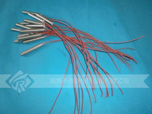 超细内引线单头电热管