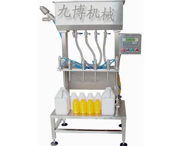 汽车防冻液灌装机