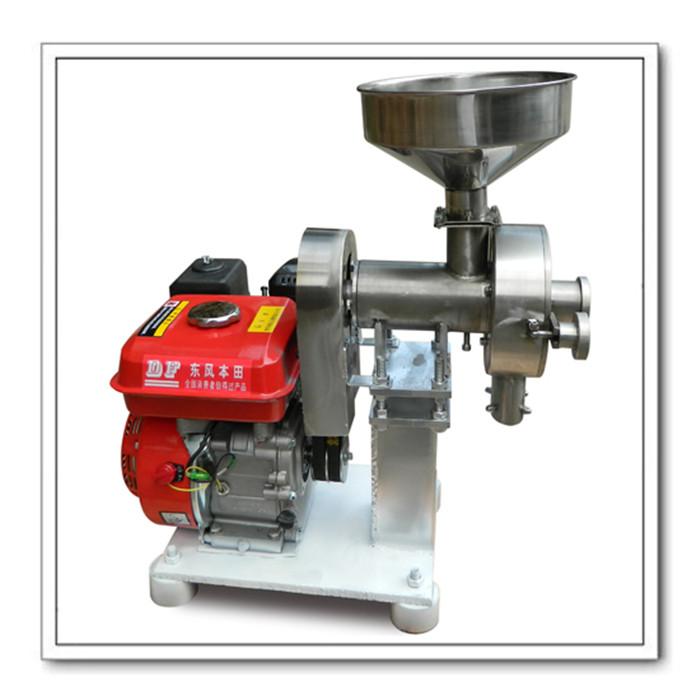 820型五谷杂粮磨粉机 旭朗不锈钢新一代磨粉机