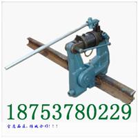 液压钢轨挤孔机 KKY-500型液压挤孔机